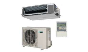 Канален климатик DAIKIN, модел: FBQ100C / RZQG100L8V1  Seasonal Smart