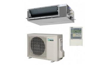 Канален климатик DAIKIN, модел: FBQ125C / RZQSG125L8V1  SEASONAL CLASSIC