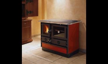 Печка с водна риза на дърва и въглища, модел: Thermo Magnum