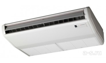 Таванен климатик Mitsubishi Heavy,модел: FDEN60VF/SRC60ZMX-S
