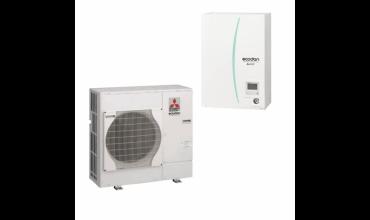 Термопомпа Mitsubishi Electric,модел: ERSC-VM2C/PUHZ-SW75VHA