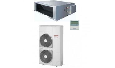 Канален климатик Toshiba, модел:RAV-SM2802DT-E / RAV-SM2804AT8-E