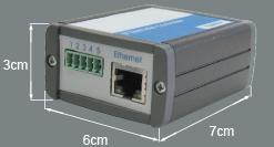 IP Дистанционното управление модел IRC-01FD