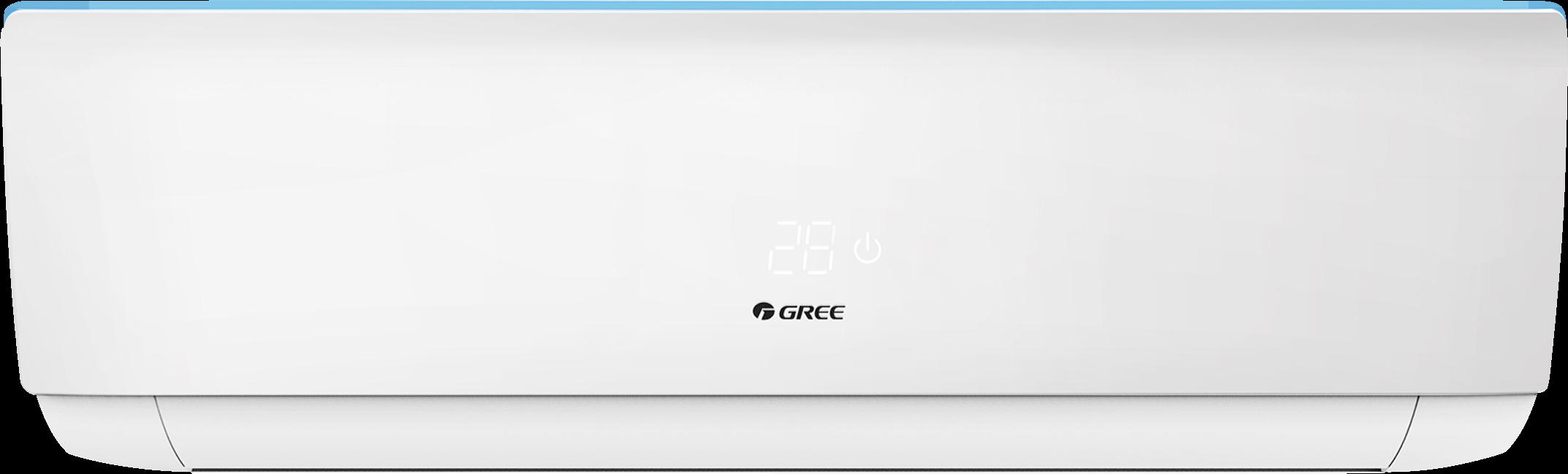 Инверторен климатик GREE,модел:GWH12AAB-K6DNA4A Bora ECO