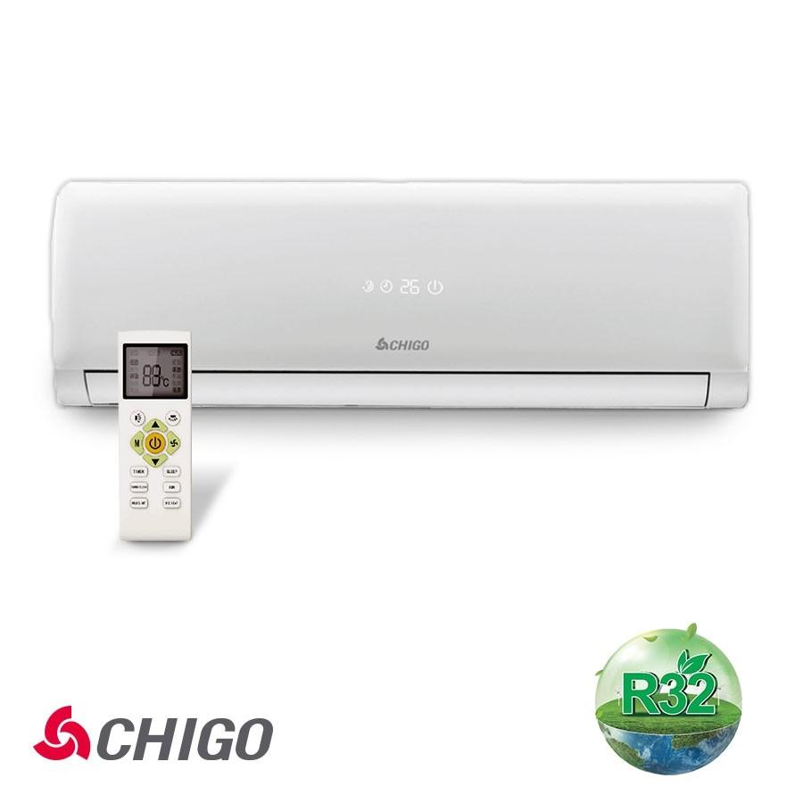 Инверторен климатик CHIGO, модел:CS-70V3G-1H169S-W3