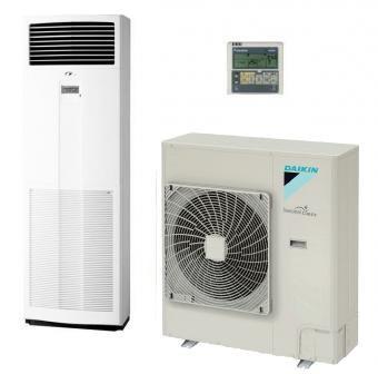 Колонен климатик Daikin, модел: FVQ140C / RZQSG140LV1