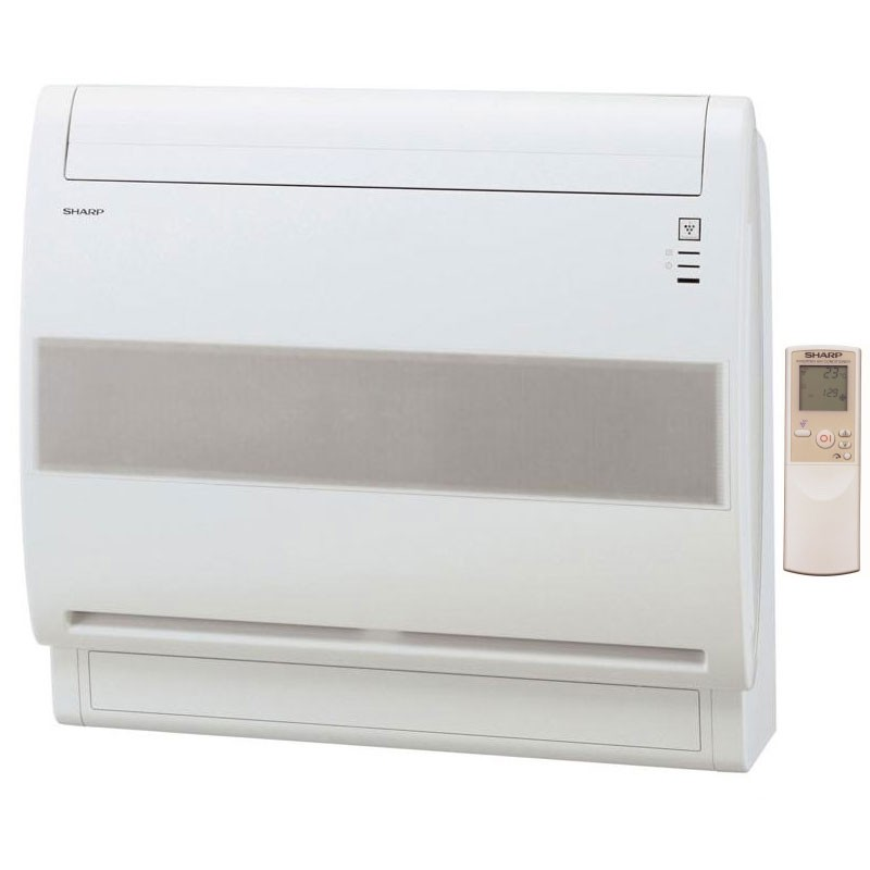 Подов климатик SHARP,модел:GS-XP18FGR/GU-X18GR
