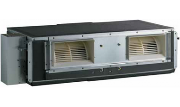 Канален климатик LG, модел:UМ42.N24/UU43W (Високонапорен)