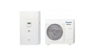 Термопомпа Panasonic Aquarea HIGH PERFORMANCE KIT-WC09H3E5 (9 kW)