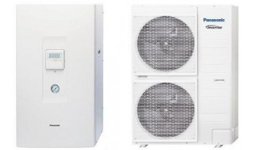 Високотемпературна Panasonic Aquarea HT KIT-WHF12F9E8 (12 kW - 400V)
