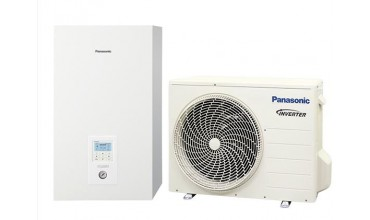 Термопомпа Panasonic Aquarea HIGH PERFORMANCE KIT-WC03H3E5 (3 kW)