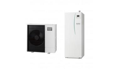 Термопомпа Mitsubishi Electric Ecodan,модел: EHST20C-VM2C/PUHZ-SW100VAA Power inverter с вграден водосъдържател само за отопление (11 kW)