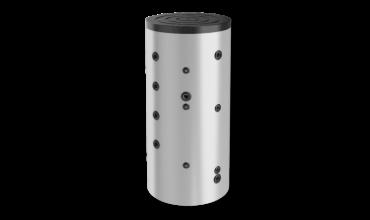 Буферен съд Елдом,една серпентини,Неемайлиран,модел:BCS 750K