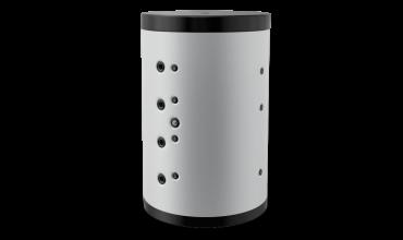 Буферен съд Елдом,една серпентини,Неемайлиран,модел:BCS 2000