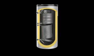 Буферен съд Елдом,две серпентини,Неемайлиран,модел:BCS2 500K