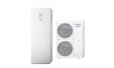 Термопомпа Panasonic Aquarea ALL IN ONE H GENERATION T-CAP KIT-AXC9HE8 (9 kW - 400V)