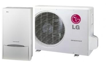 Термопомпа LG Therma V HU031/HN0314 (3 kW - 220 V)
