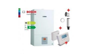Пакет едноконтурен газов котел Bosch Condens 2500W WBC 24-1 DE23 & Wireless controller