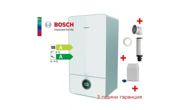 Стенен газов котел Bosch Condens 7000iW 20/24 C 23