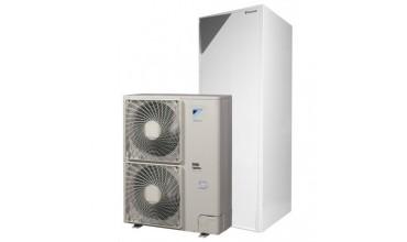 Термопомпа Daikin Altherma с вграден водосъдържател EHVX16S26CB9W/ERLQ016CW1 (16 kW - 400V)
