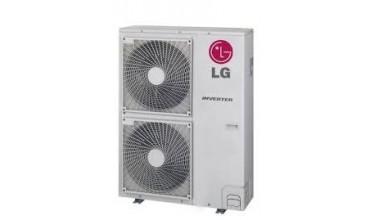 Термопомпа въздух-вода LG AHU-Kit монофазна или трифазна 17kW