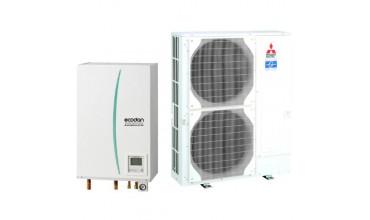 Термопомпа Mitsubishi Electric,модел: ERSC-VM2C/PUHZ-SW100YHA  3PH