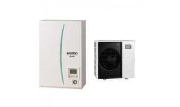 Термопомпа Mitsubishi Electric Ecodan,модел: ERSC-MEC/PUHZ-SW75VАA Power inverter (8 kW)
