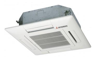 Касетъчен инверторен климатик Mitsubishi Heavy Industries,модел: FDTC35VF / SRC35ZMX-S