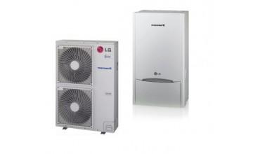 Термопомпа LG Therma V HU121/HN1616 (12 kW - 220 V)