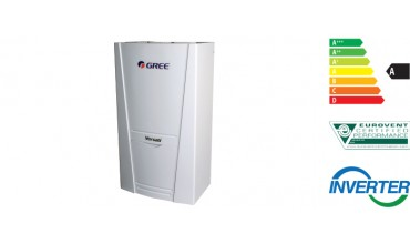 Термопомпа въздух-вода Gree VERSATI II,модел:GRS-CQ12Pd/NaE-K (220V)
