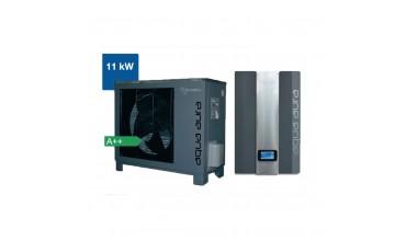 Термопомпа въздух-вода Crystal, Aqua Aura 11 kW