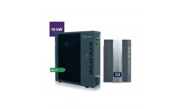 Термопомпа въздух-вода Crystal, Aqua Aura 19 kW