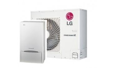 Термопомпа LG Therma V HU071/HN0914 (7 kW - 220 V)