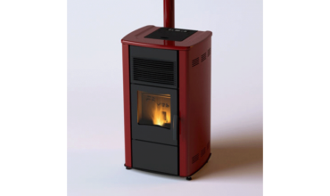 Печка на пелети, модел: MBS Pellet