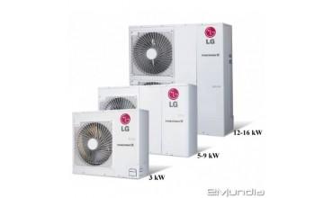 Моноблок LG,модел:HM051M (5 кВт, 1 ф)