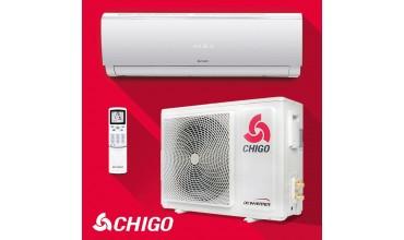 Инверторен климатик Chigo,модел:CS-25V3A-1B163AY4L