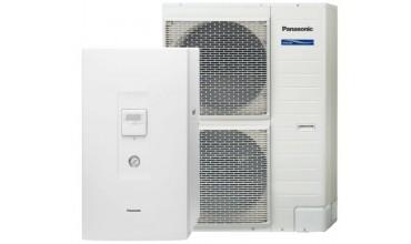 Термопомпа Panasonic Aquarea HIGH PERFORMANCE KIT-WC12H6E5 (12kW)