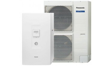 Термопомпа Panasonic Aquarea HIGH PERFORMANCE KIT-WC016H6E5 (16 kW)