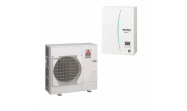 Термопомпа Mitsubishi Electric,модел: ERSC-VM2C/PUHZ-SW75VHA