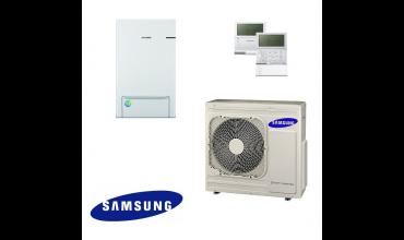 Термопомпа Samsung за отопление и охлаждане AE090JNYDEH / AE040JXEDEH (4 kW)
