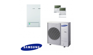 Термопомпа Samsung за отопление и охлаждане AE090JNYDEH / AE090JXEDEH (9 kW)