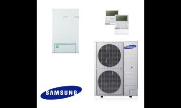 Термопомпа Samsung за отопление и охлаждане AE160JNYDEH / AE120JXEDEH (12 kW)