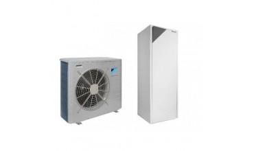 Термопомпа Daikin Altherma с вграден водосъдържател EHVX08S18CB3V/ERLQ006CV3 (6 kW)