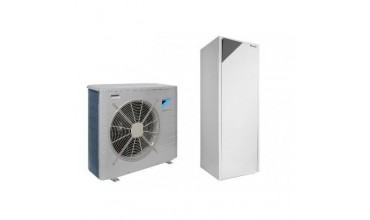Термопомпа Daikin Altherma с вграден водосъдържател EHVX08S18CB3V/ERLQ008CV3 (7.4 kW)