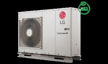 Моноблок LG Therma V,модел:HM091M+3kW нагревател (9 кВт, 1 ф)
