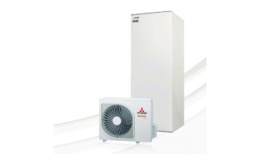 """Термопомпа въздух-вода Mitsubishi Heavy Industries Thermal Systems """"All in one"""" HMK100 / FDCW71VNX-A"""