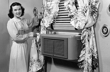 Историята на климатика